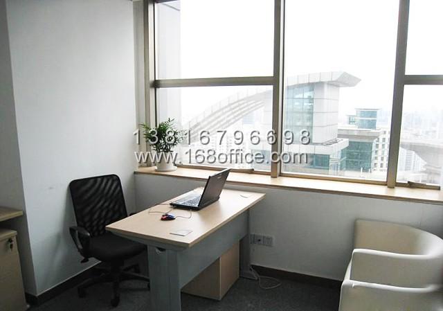 兆丰广场商务中心-上海长宁服务式办公室