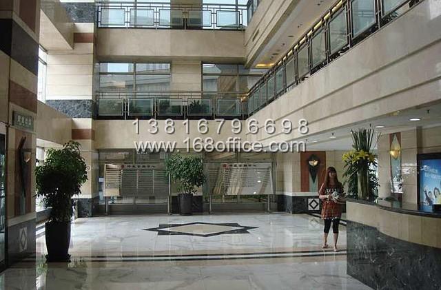 仲盛金融中心-长宁写字楼