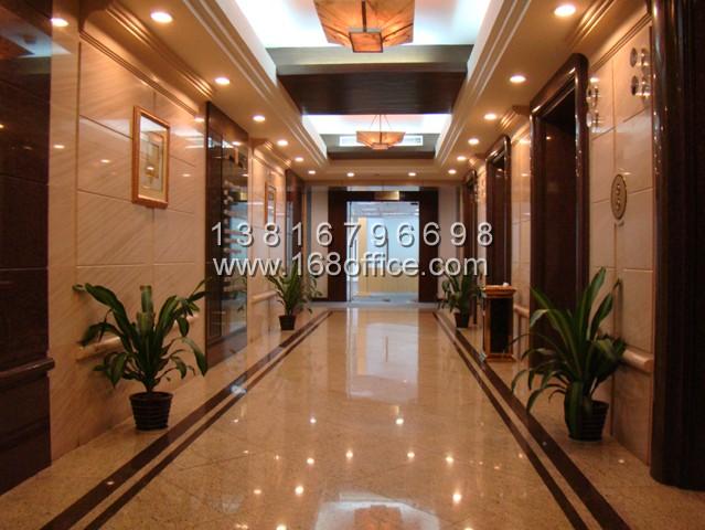 华敏翰尊国际广场(上海长宁商务中心)