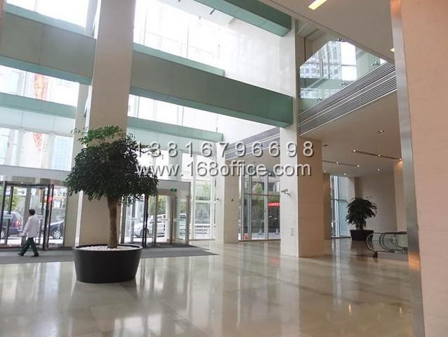 SoHo东海广场-上海静安写字楼